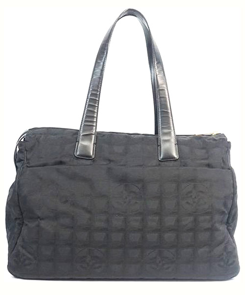 Bolsa de asa larga Chanel Pre-Owned 0CCHBO004 nero