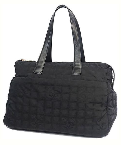 Women's shoulder bag  travel line large secondary image