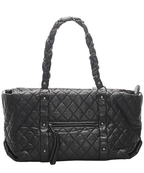 Shoulder bag Chanel Pre-Owned GLJ0FCHTO003 nero