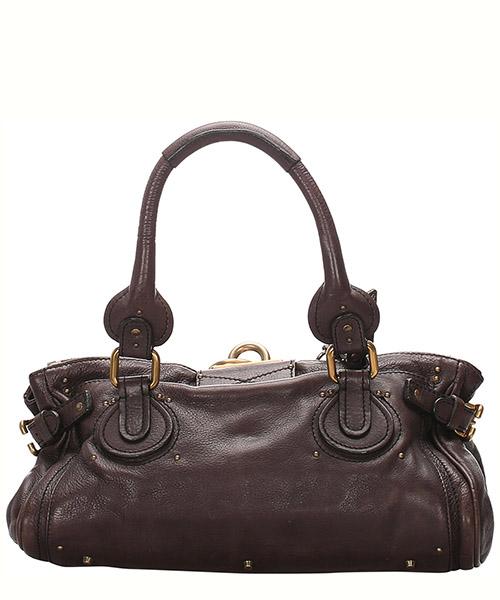 Women's leather shoulder bag paddington secondary image