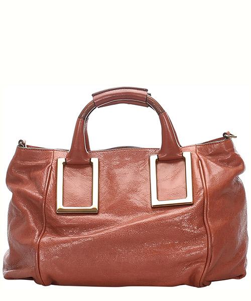 Borsa donna a mano shopping in pelle ethel secondary image