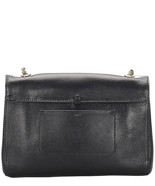 Women's leather shoulder bag june bow secondary image