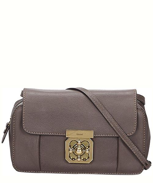 Crossbody bags Chloe Pre-Owned 9HCLCX017 marrone