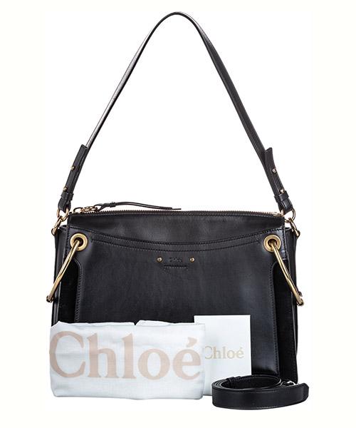 Women's leather shoulder bag roy medium secondary image
