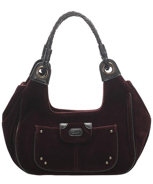 Shoulder bag Chloe Pre-Owned GLJ0GCLHB002 rosso