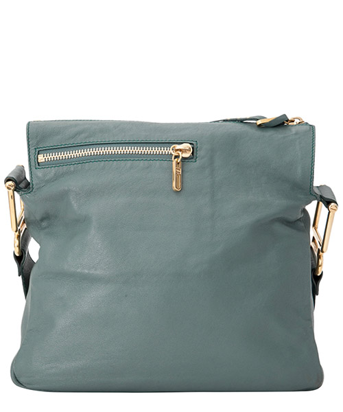 Shoulder bag Chloe Pre-Owned RES0FCLCX005 blu