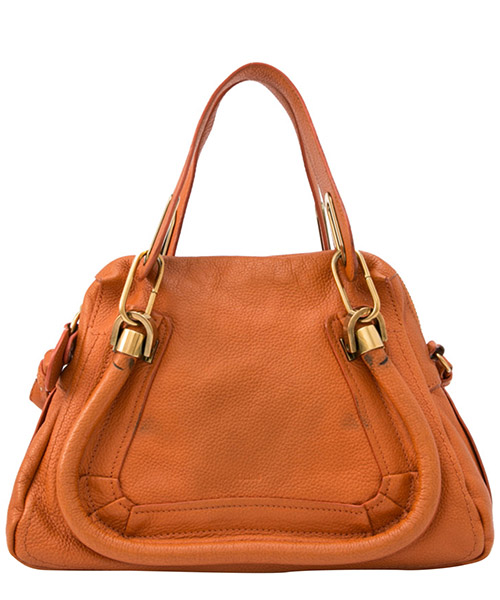 Handbags Chloe Pre-Owned RES0FCLST003 arancio