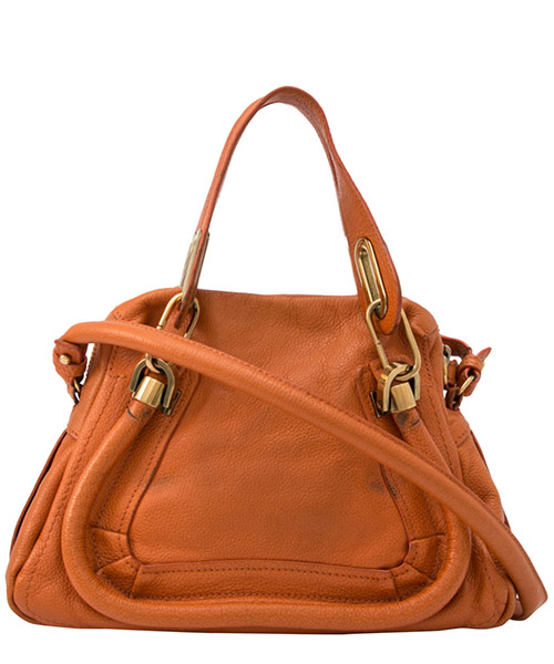 Women's leather handbag shopping bag purse small paraty secondary image