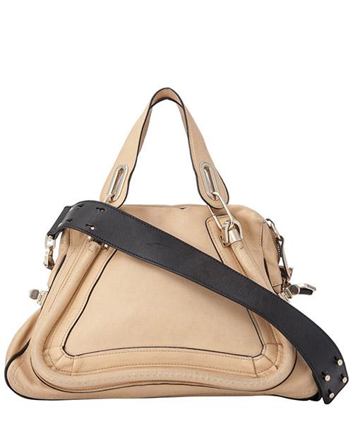 Leder handtasche damen tasche bag medium paraty secondary image