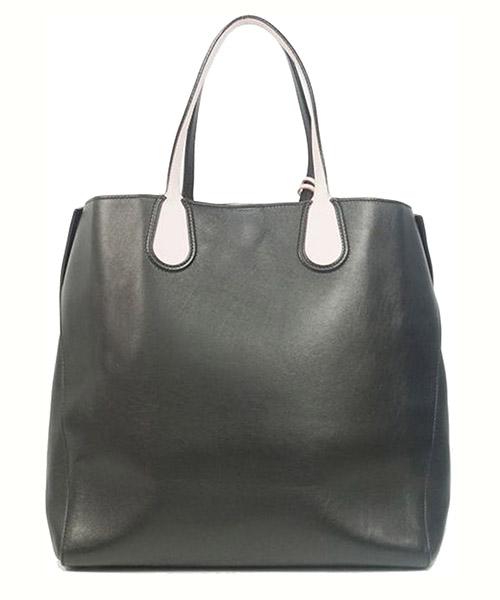 Bolso de mano para compras en piel mujer addict secondary image