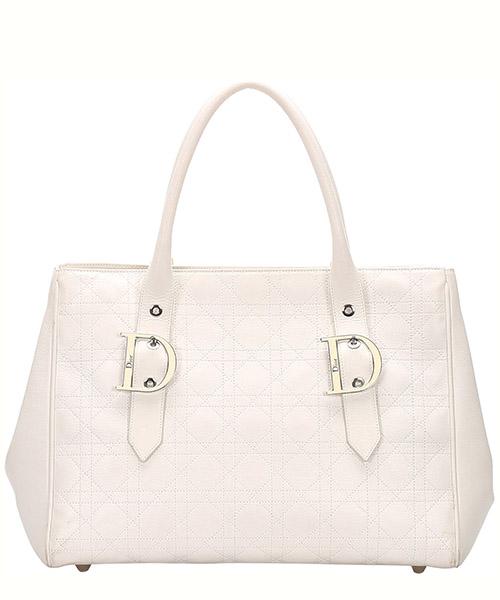 Bolsas de mano Dior Pre-Owned 0CDRTO003 bianco