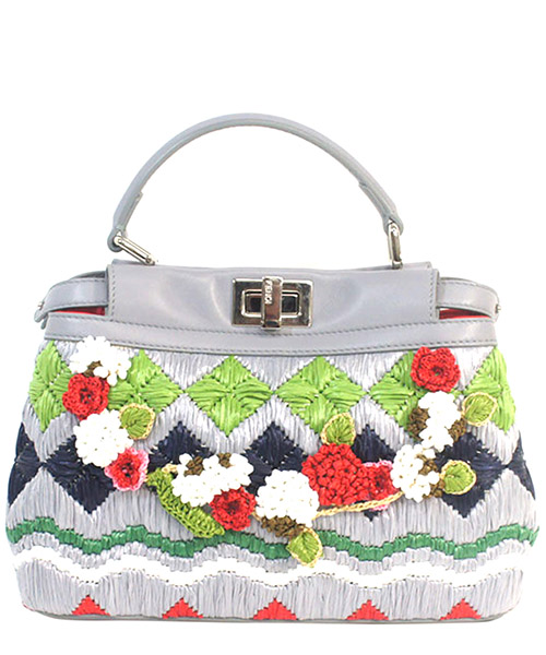 Handtaschen Fendi Pre-Owned 0dfnhb002 grigio