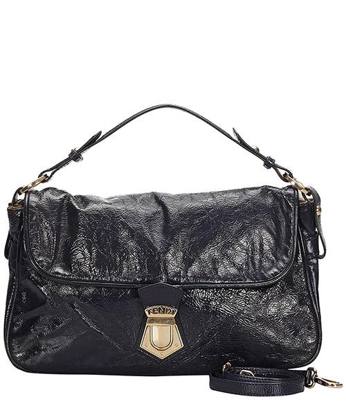 Handbags Fendi Pre-Owned 9JFNST006 blu
