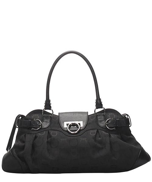 Handbags Ferragamo Pre-Owned 0AFRSH001 nero