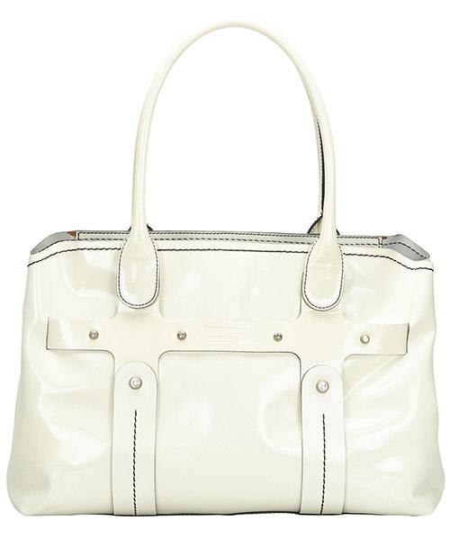 Handtaschen Ferragamo Pre-Owned 9lfrto001 bianco