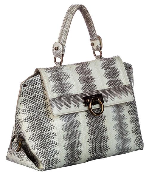 Women's handbag shopping bag purse in in pelle sofia secondary image