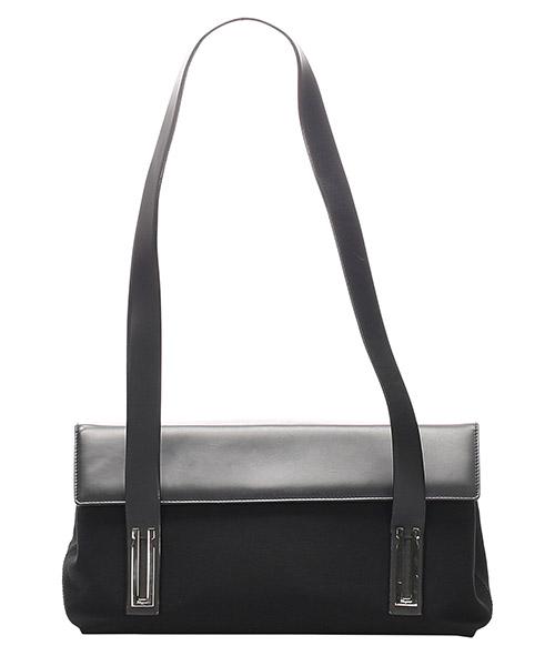 Shoulder bag Ferragamo Pre-Owned GLJ0GFRSH009 nero