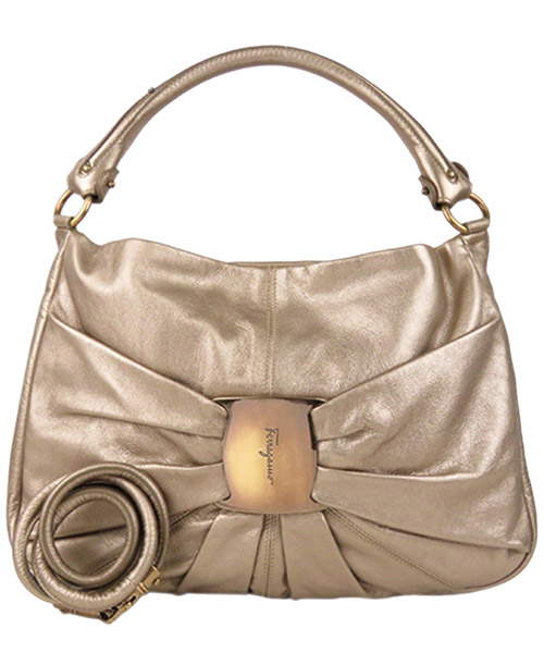 Handbags Ferragamo Pre-Owned GVJ0HFRST004 oro