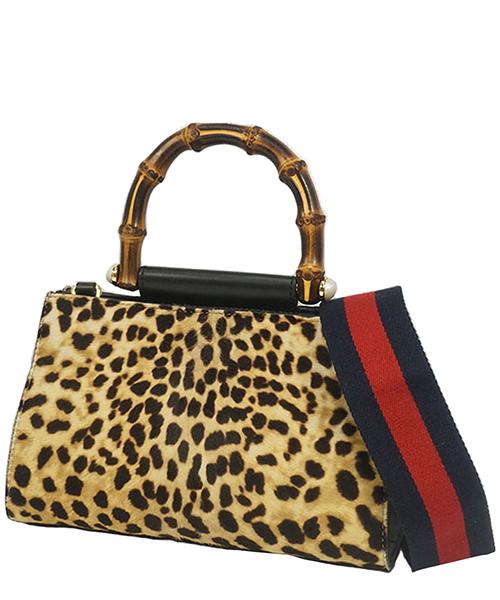 Handbags Gucci Pre-Owned 0CGUHB010 marrone