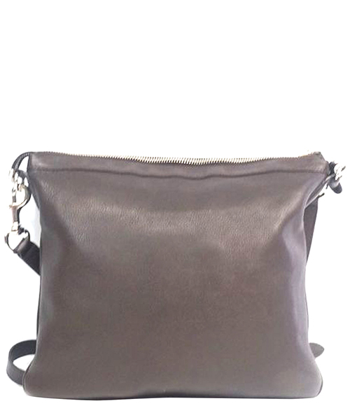 Women's leather cross-body messenger shoulder bag secondary image