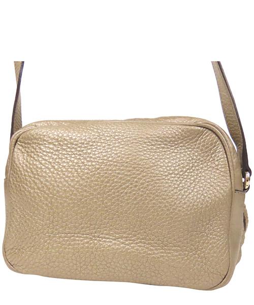 Women's leather cross-body messenger shoulder bag soho disco secondary image