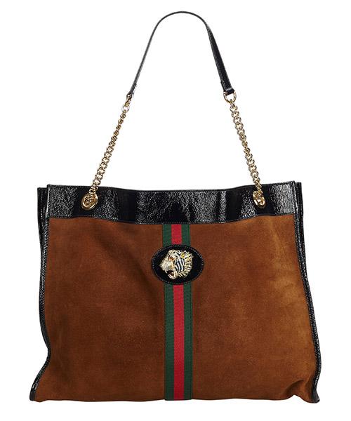 Shoulder bag Gucci Pre-Owned 9CGUTO062 marrone