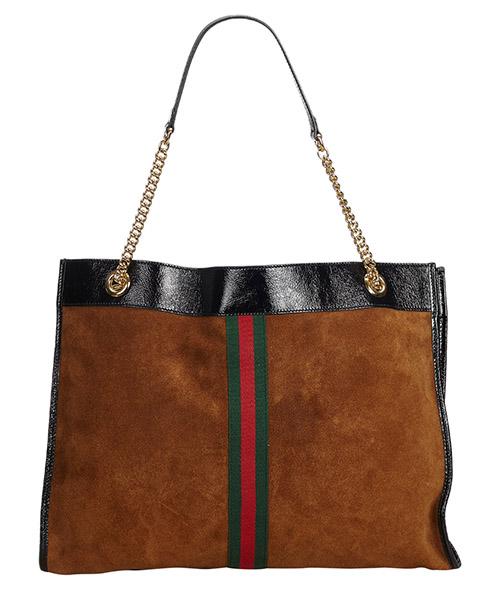 Women's leather shoulder bag rajah large secondary image