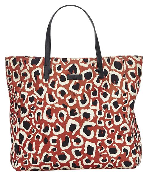 Tote bag Gucci Pre-Owned 9HGUTO006 marrone