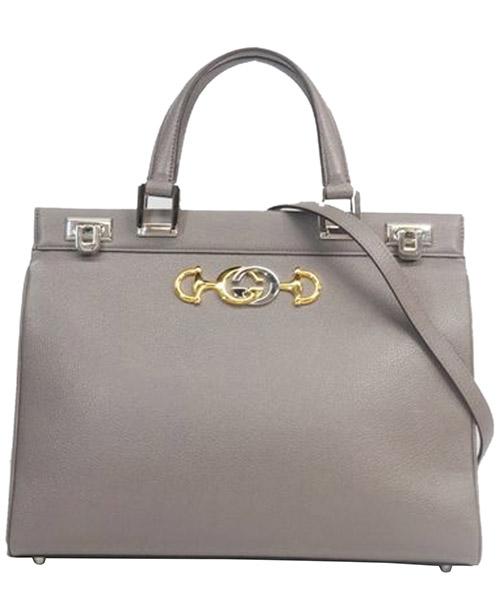 Handtaschen Gucci Pre-Owned apv0eguhb002 grigio
