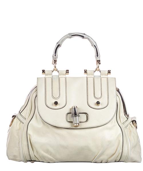 Handbags Gucci Pre-Owned FF0GUST023 bianco