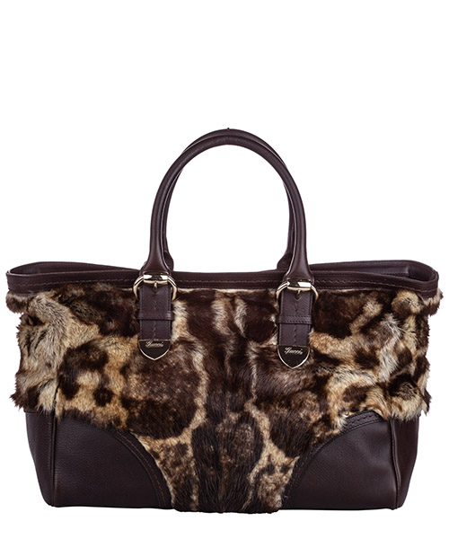 Handbags Gucci Pre-Owned FF0GUTO042 marrone