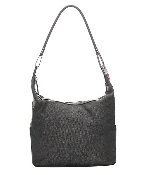 Shoulder bag Gucci Pre-Owned GLJ0EGUHB002 grigio