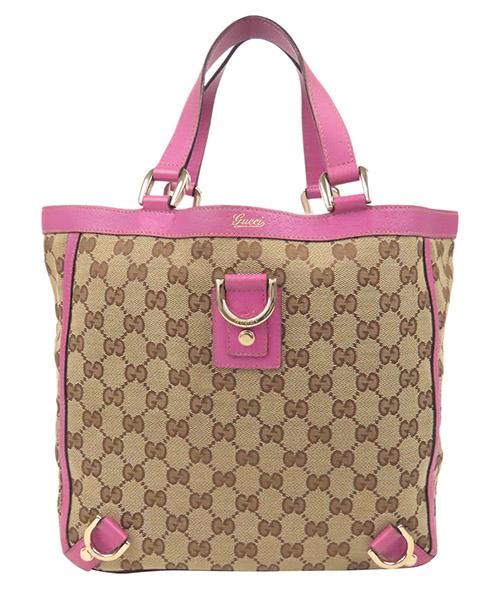 Handtaschen Gucci Pre-Owned gvj0fguto001 marrone