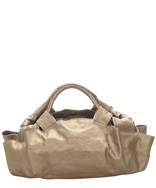 Handbags Loewe Pre-Owned GLJ0ELOTO001 oro