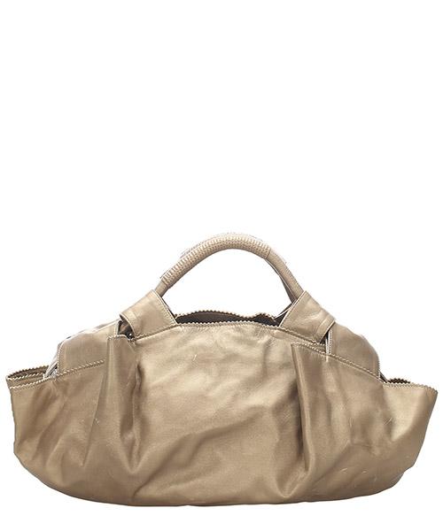 Women's leather handbag shopping bag purse aire secondary image
