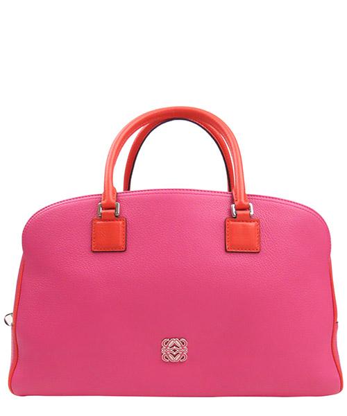 Bowler bag Loewe Pre-Owned GVJ0FLOBO001 rosa