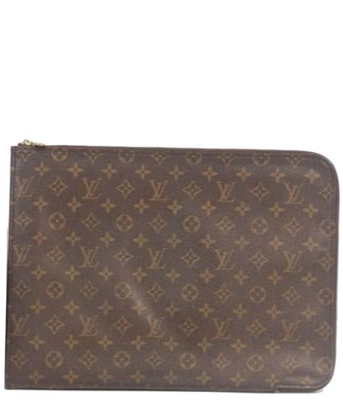 Pochette handtasche damen tasche leder clutch bag secondary image