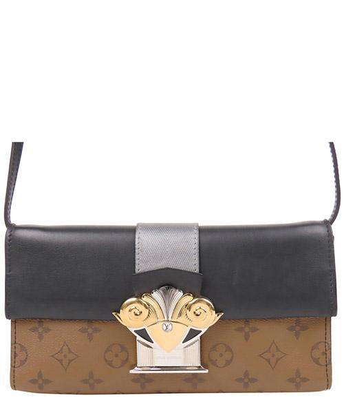 Bolsa de asa larga Louis Vuitton Pre-Owned 0DLVCX005 marrone