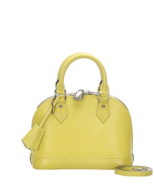 Bolsas de mano Louis Vuitton Pre-Owned 0DLVST003 giallo