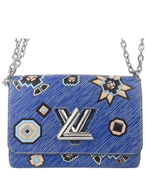 Bolsa de asa larga Louis Vuitton Pre-Owned 0ELVCX001 blu