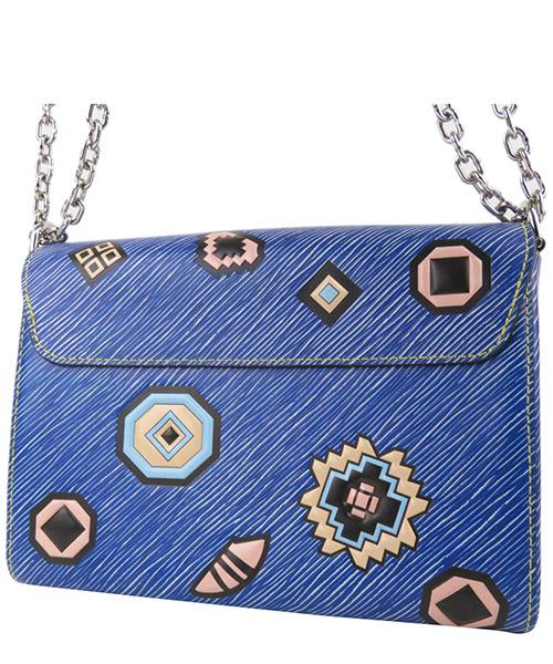 Bolso de mano pochette mujer con bandolera  epi azteque twist mm secondary image