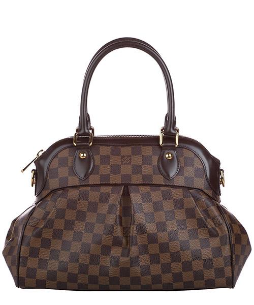 Handbags Louis Vuitton Pre-Owned 0ELVHB032 marrone