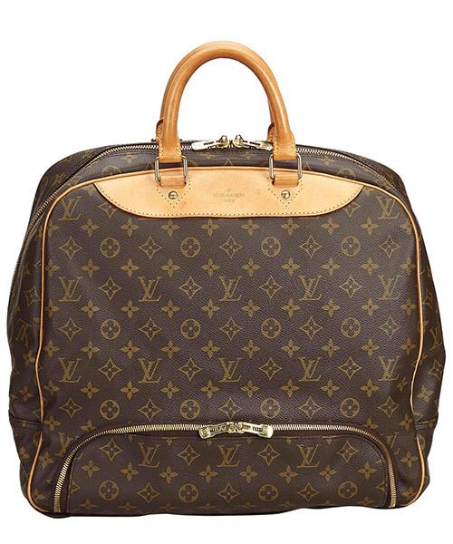 Handbags Louis Vuitton Pre-Owned 0FLVTR009 marrone