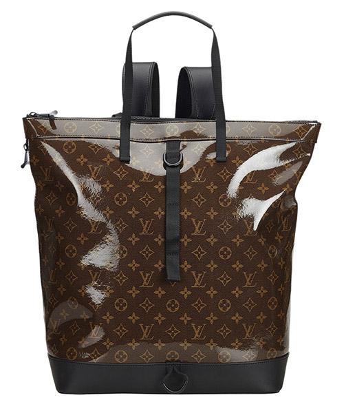 Mochila Louis Vuitton Pre-Owned 9ELVBP009 marrone
