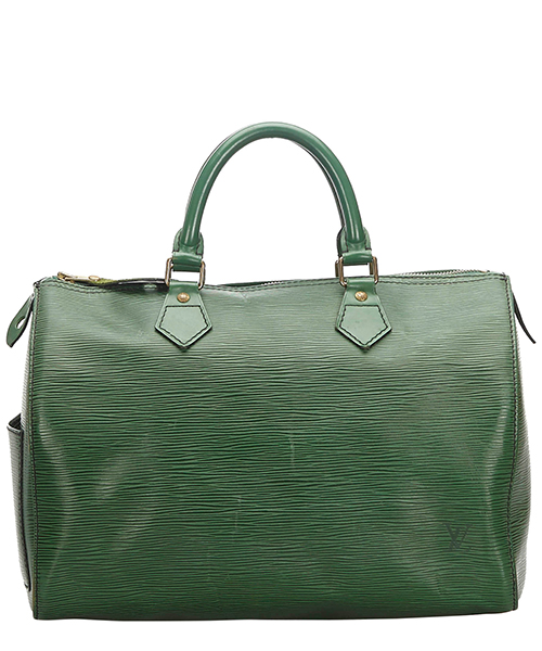 Bowling Tasche Louis Vuitton Pre-Owned 9llvbo027 verde