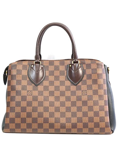 Bolso de mano para compras mujer  damier ebene normandy secondary image