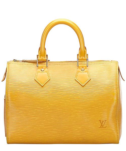 Handbags Louis Vuitton Pre-Owned BVJ0HLVBO022 giallo