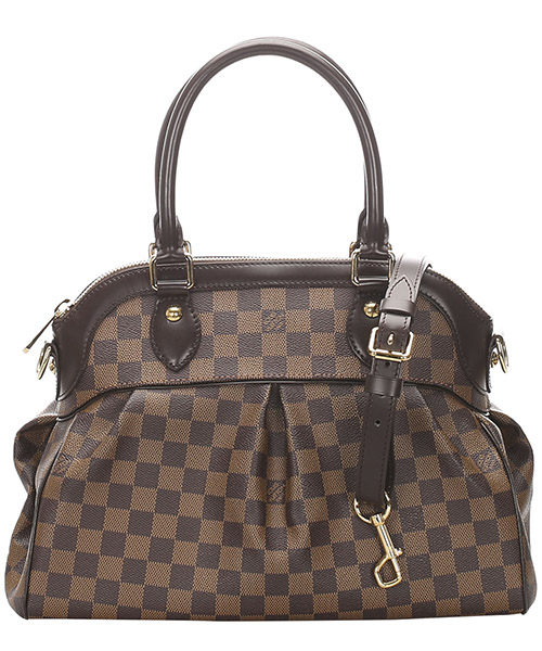 Handbags Louis Vuitton Pre-Owned GVJ0ELVST001 marrone