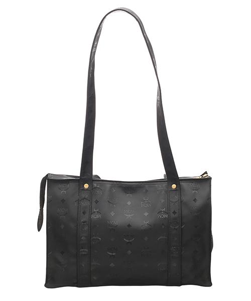 Women's leather shoulder bag visetos secondary image