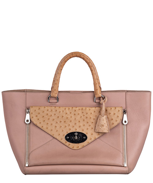 Handbags Mulberry Pre-Owned FF0MBTO033 rosa